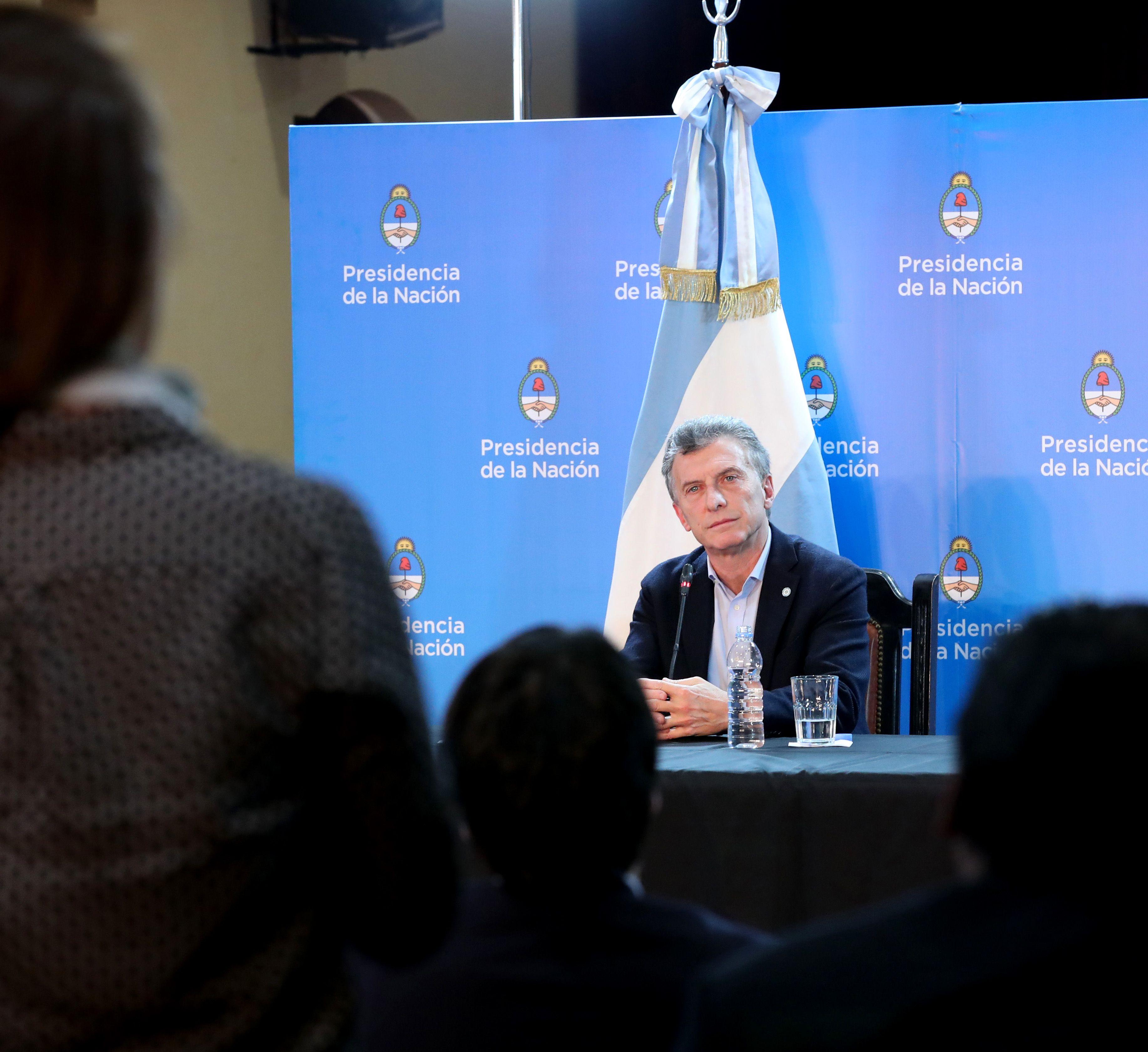 El detalle del veto de Macri: cita a Cristina Kirchner para justificarse