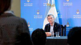 El detalle del veto de Macri: cita a CFK para justificarse