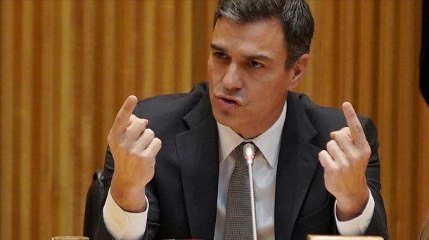 Pedro Sánchez<br>