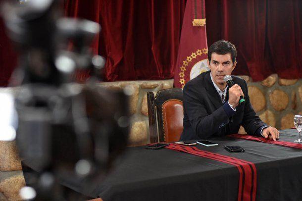 Urtubey habló después del veto de Macri a la Ley Antitarifazo<br>
