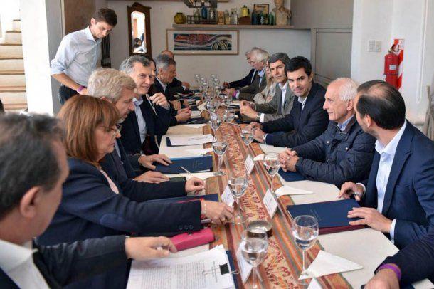 Los gabinetes de Nación y Salta se reunieron en Cachi<br>
