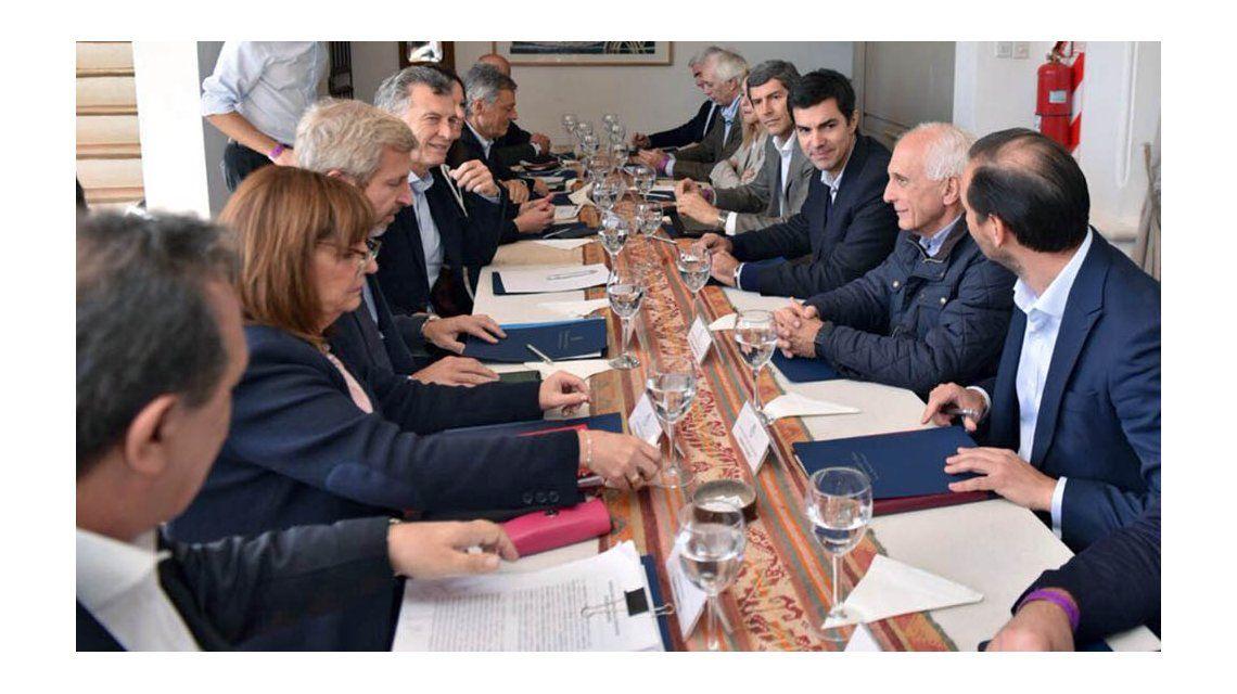 Los gabinetes de Nación y Salta se reunieron en Cachi