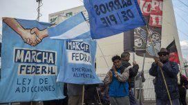 Marcha Federal por Pan y Trabajo
