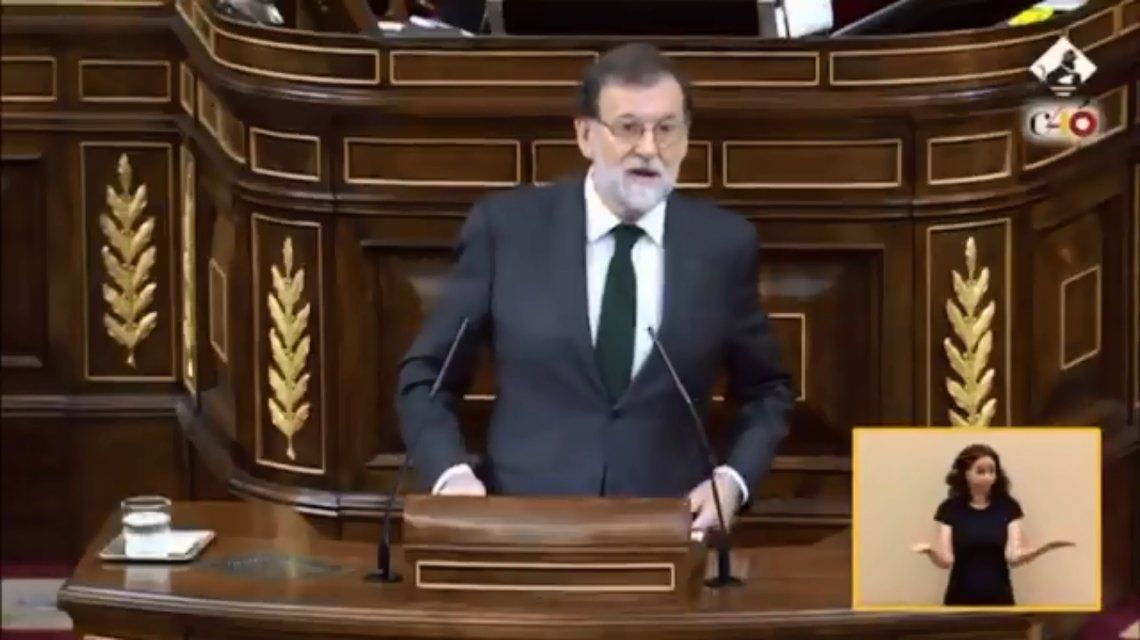 La despedida de Rajoy: Dejo una España mejor de la que encontré
