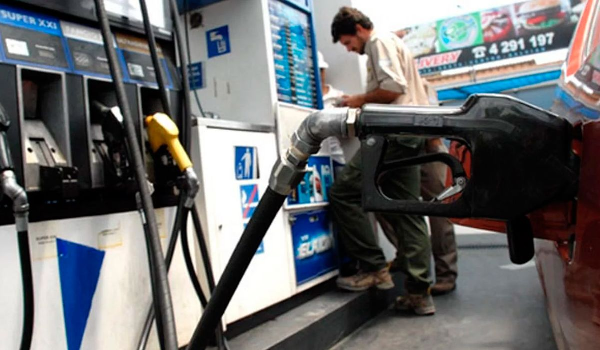 En tres meses, las naftas ya subieron 17,2%