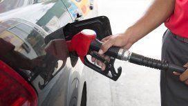 En algunas estaciones de servicio ya aumentó la nafta
