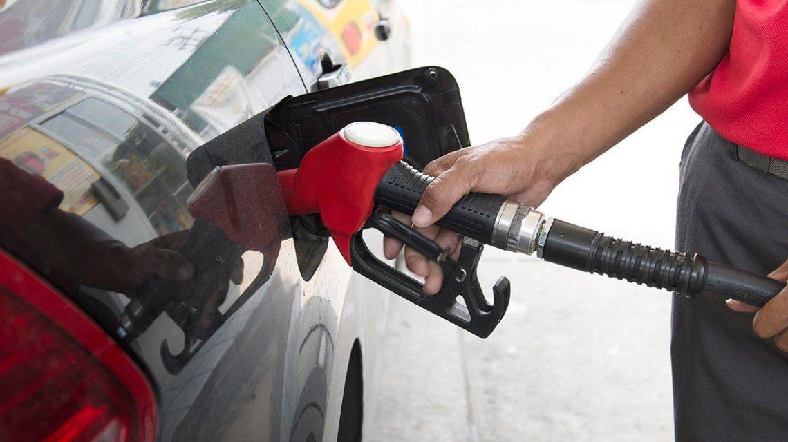 Axion aumentó hasta un 8,9% sus naftas