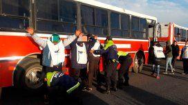 La policía realizó diversos operativos en los accesos a Capital Federal