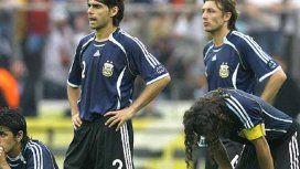 La desazón argentina tras la tanda de penales