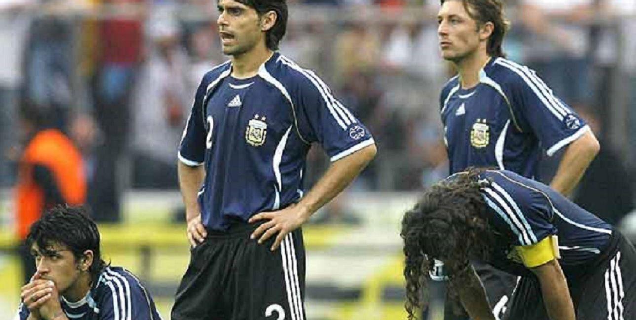 Maradona, la cábala que no fue: Sorín y un secreto inédito de Alemania 2006