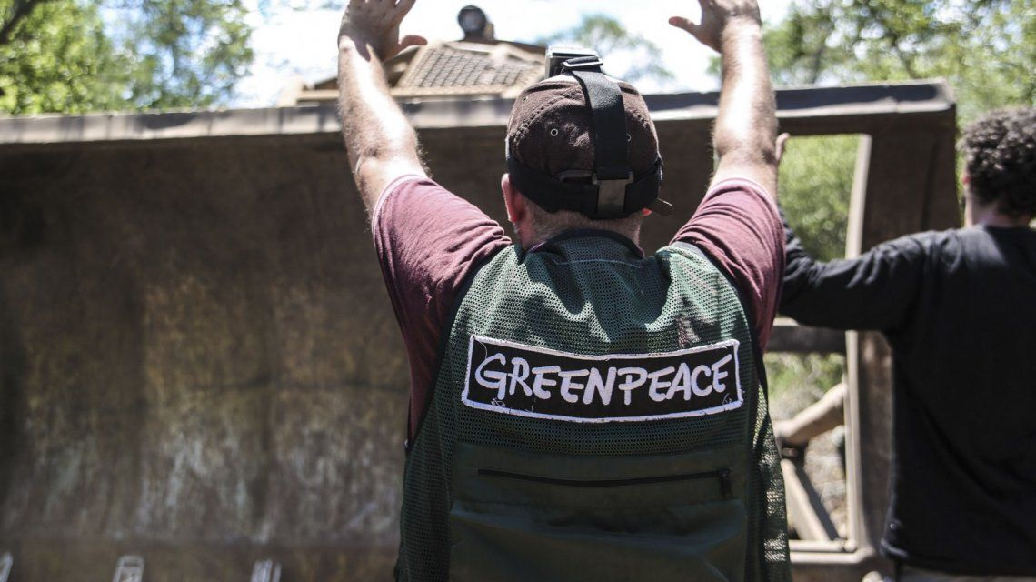 Greenpeace denunció ante la CIDH amenazas de allegados al Gobierno