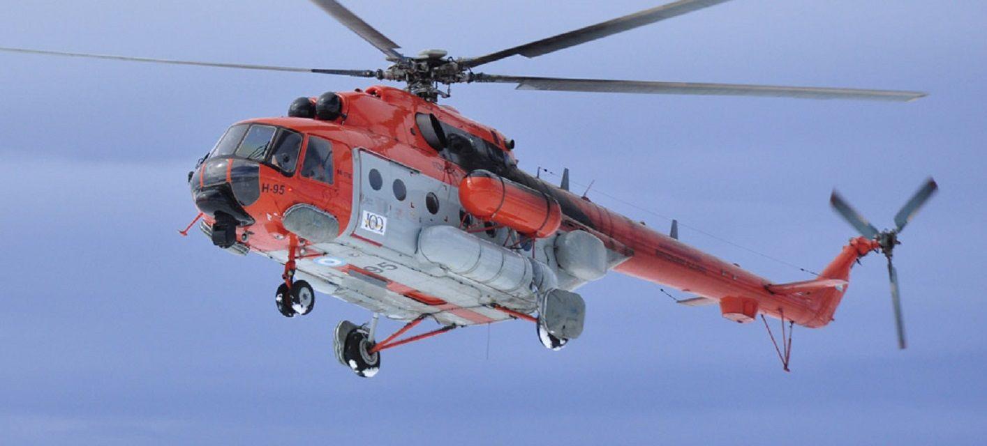 El helicóptero que trasladaba al vocero presidencial debió aterrizar de emergencia