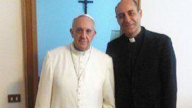 Tucho Fernández y el Papa Francisco
