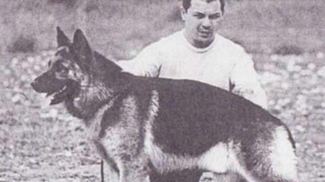 Chonino entró a la policía en 1977