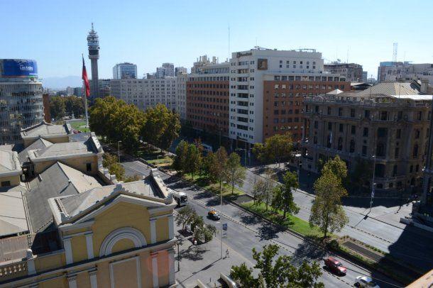 Santiago de Chile está ahí nomás de ser tan cara como Buenos Aires