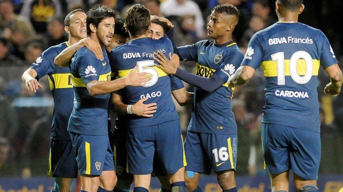 El fixture de Boca, al detalle: todos los partidos del Xeneize en la Superliga