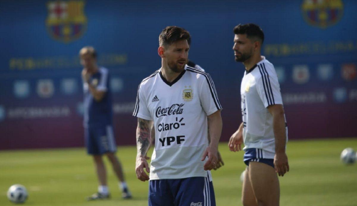 Zurda mágica: la genialidad de Lionel Messi en la práctica de la Selección