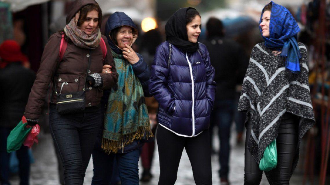 El frío llegó para quedarse: la semana seguirá con temperaturas muy bajas
