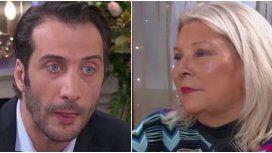 Carrió trató de golpistas a los actores que critican a Macri y Cáceres la enfrentó