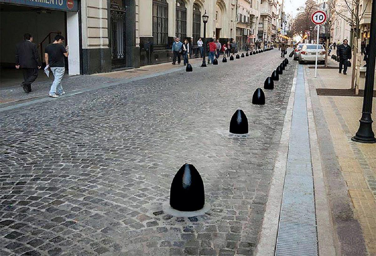 Por una ley, la mitad de las calles con adoquines de la Ciudad pueden ser asfaltadas