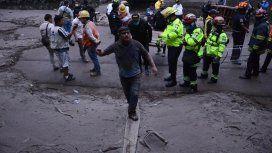 Guatemala: explotó el volcán de Fuego y dejó al menos 25 muertos