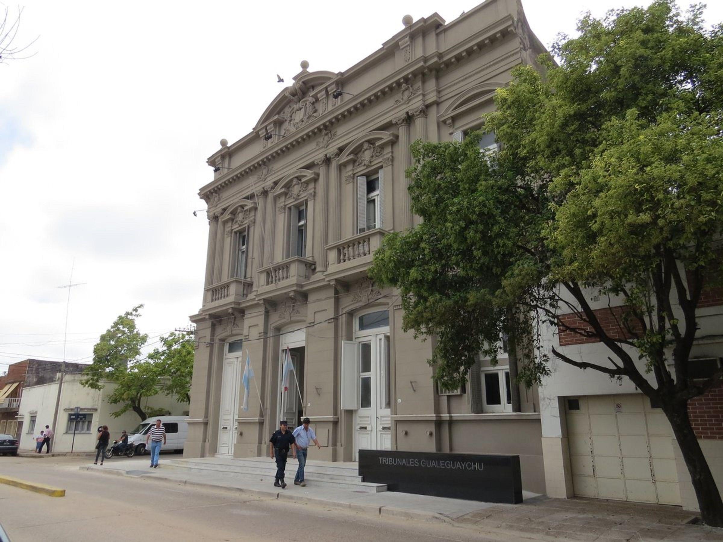 Tribunales de Gualeguaychú