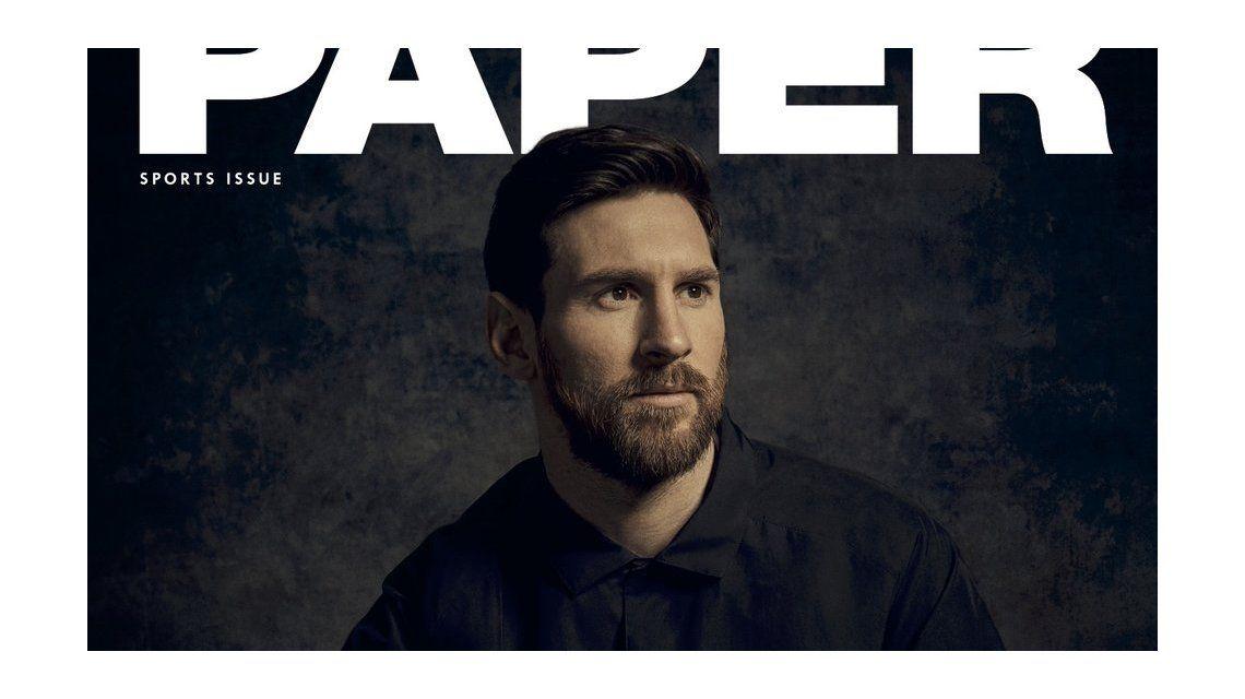 La campaña que se convirtió en furor: ¿por qué Messi posó con una cabra?