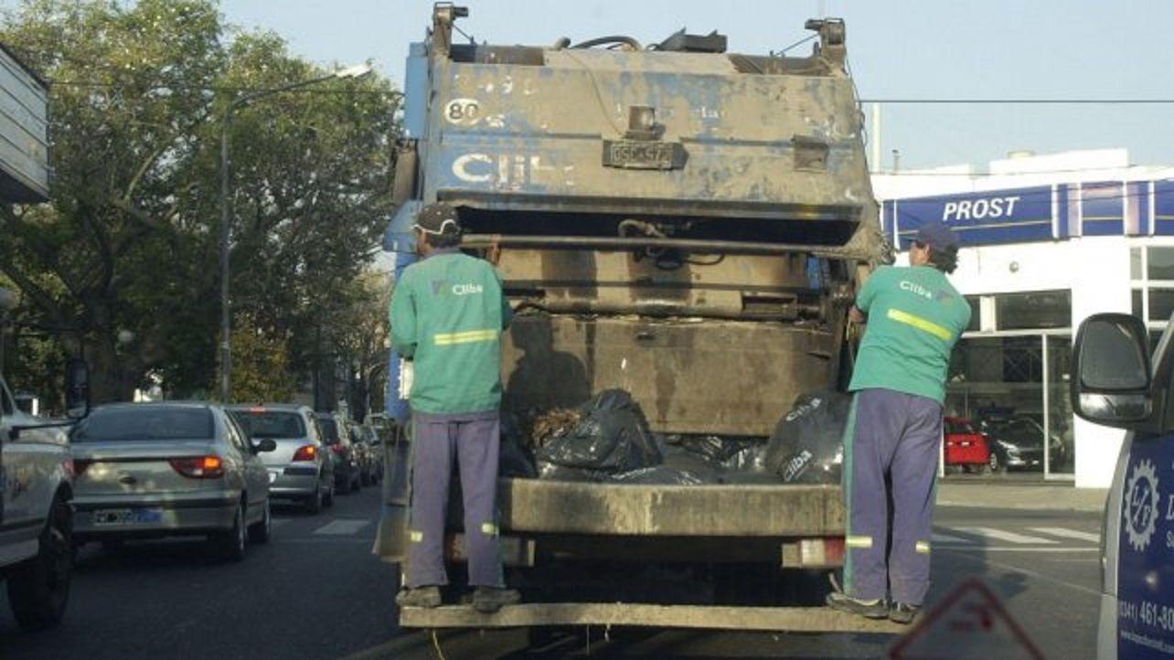 Las concesionarias de la recolección de residuos de Rosario rechazan el incremento del 15 por ciento.