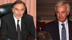 Leopoldo Bruglia y Martín Irurzun, jueces de la Cámara Federal porteña