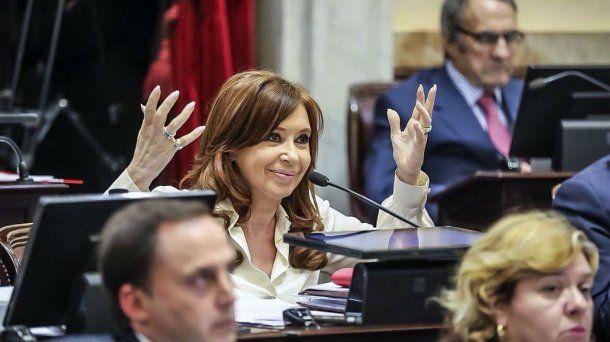 Cristina Kirchner<br>