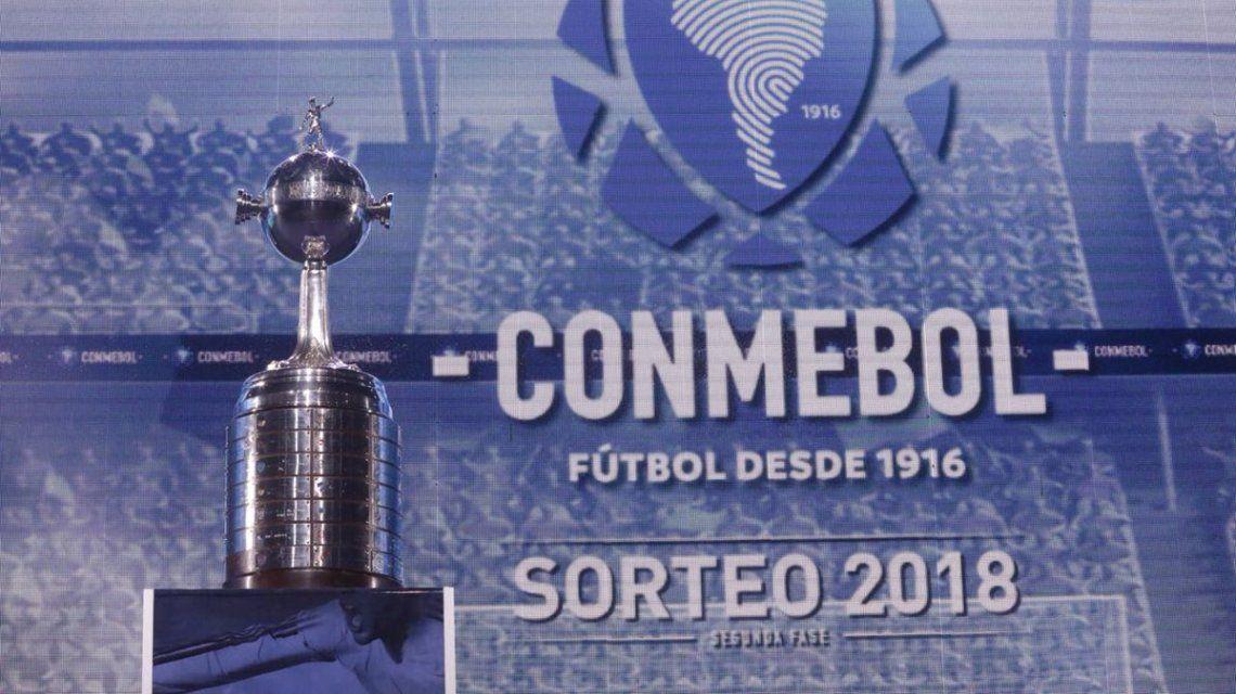 Así se jugarán los octavos de final de la Copa Libertadores 2018