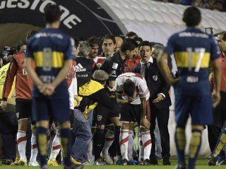 El último cruce entre ambos fue en la Copa Libertadores 2015 y terminó en escándalo.