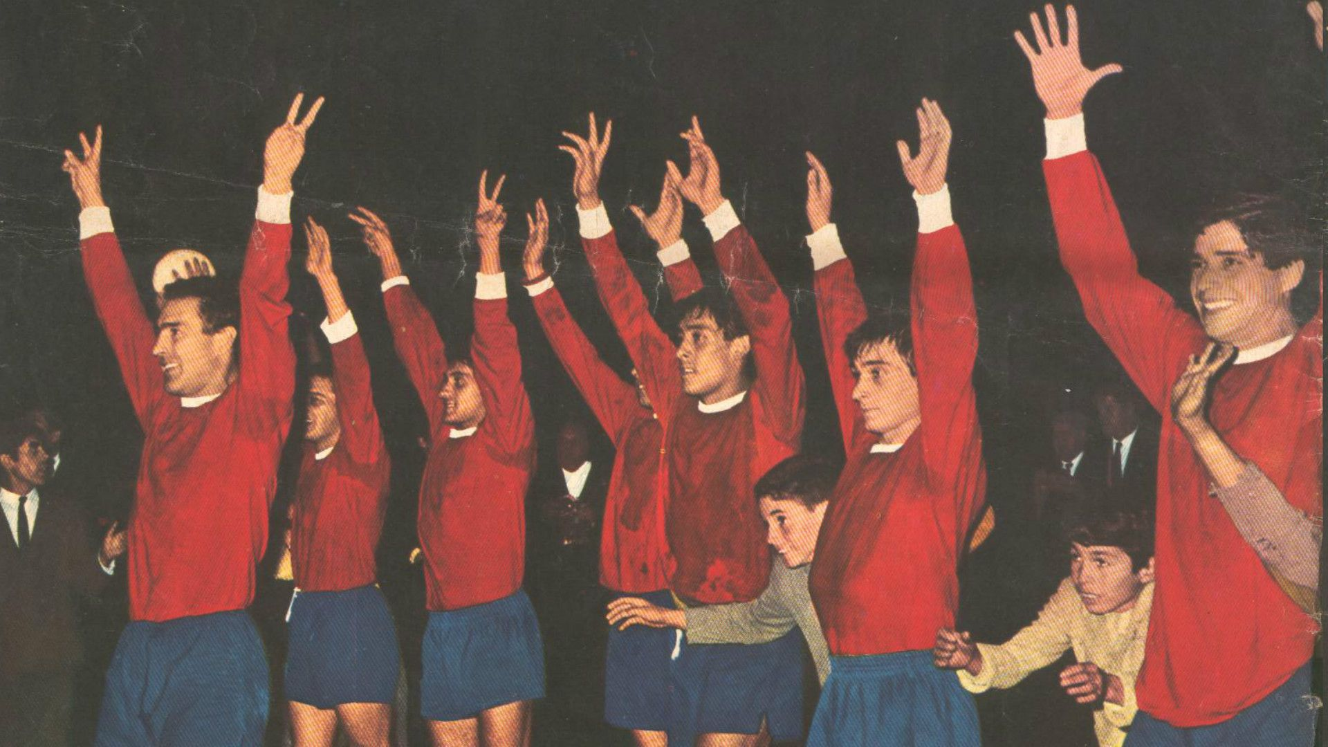Independiente fue bicampeón de la Libertadores en 1964 y 1965