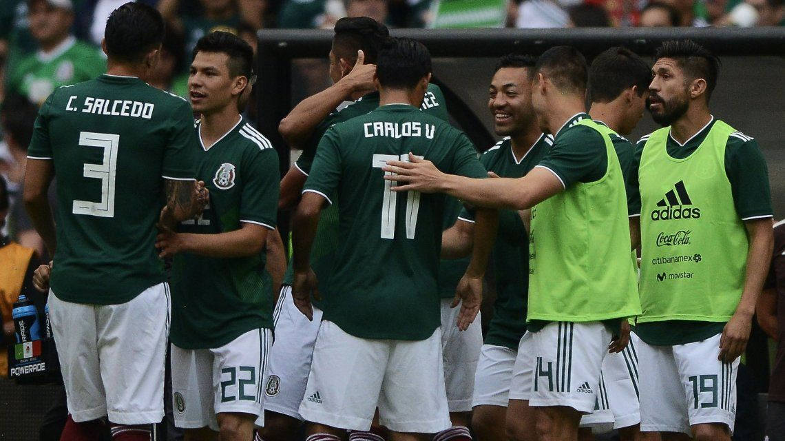 La selección de México envuelta en un escándalo a días del Mundial