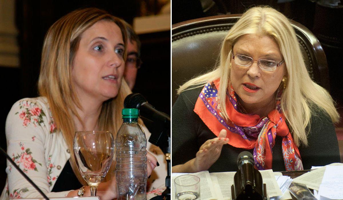 La respuesta de la vocera de la Corte a Carrió: ¿Es justo que soporte las mentiras?