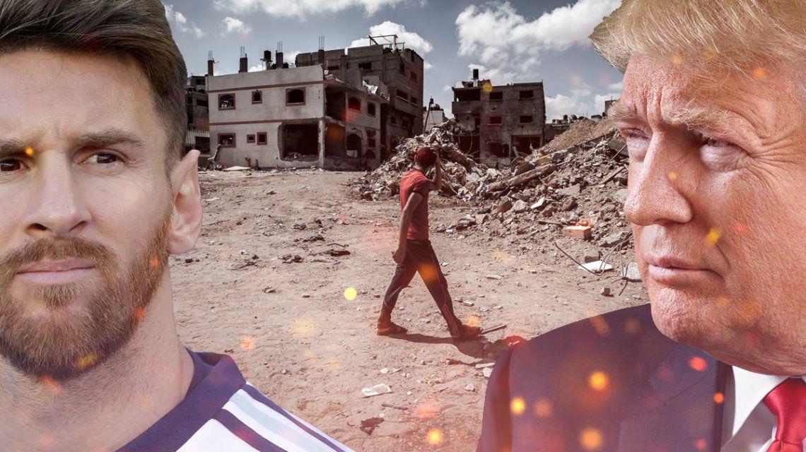 De Palestina a Trump: ¿por qué es un problema que Argentina juegue en Jerusalén?