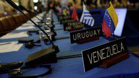 Venezuela rechazó las razones de su suspensión de la OEA
