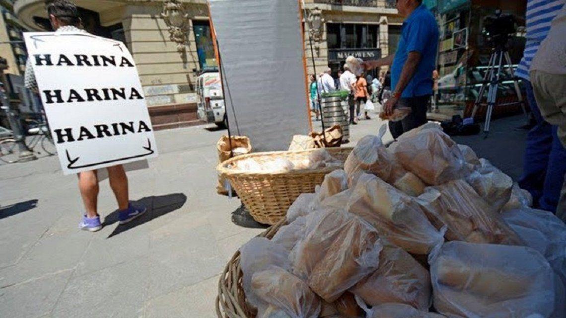 Panazo en Congreso contra el fuerte aumento de la harina