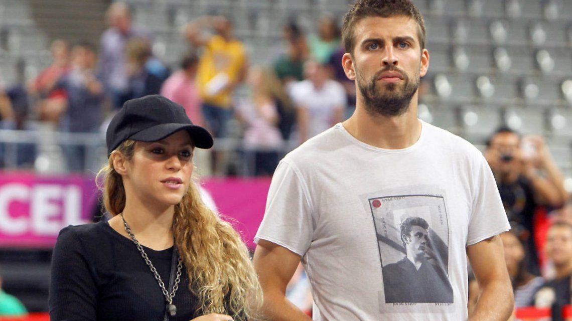 Barcelona: asaltaron la casa de Shakira y Piqué
