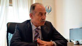 Husni Abdel Wahed, embajador de Palestina en Argentina