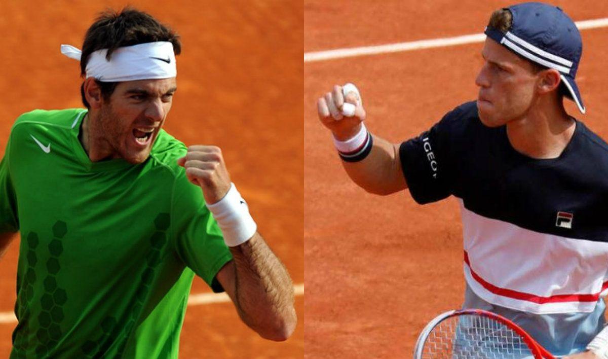 Por las lluvias, se pospuso Roland Garros: Del Potro y Schwartzman jugarán este jueves
