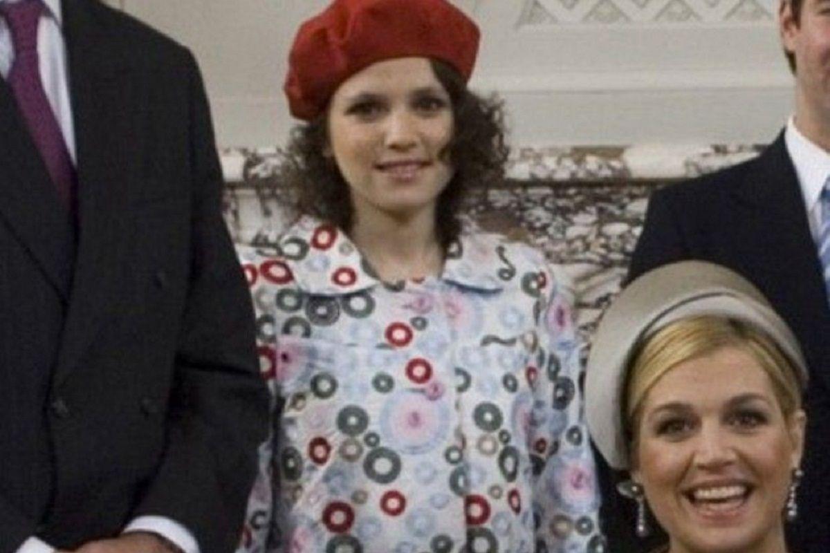 Inés Zorreguieta con Máxima Zorreguieta