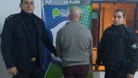 Personal de la comisaría 1ª de La Plata participó de la detención