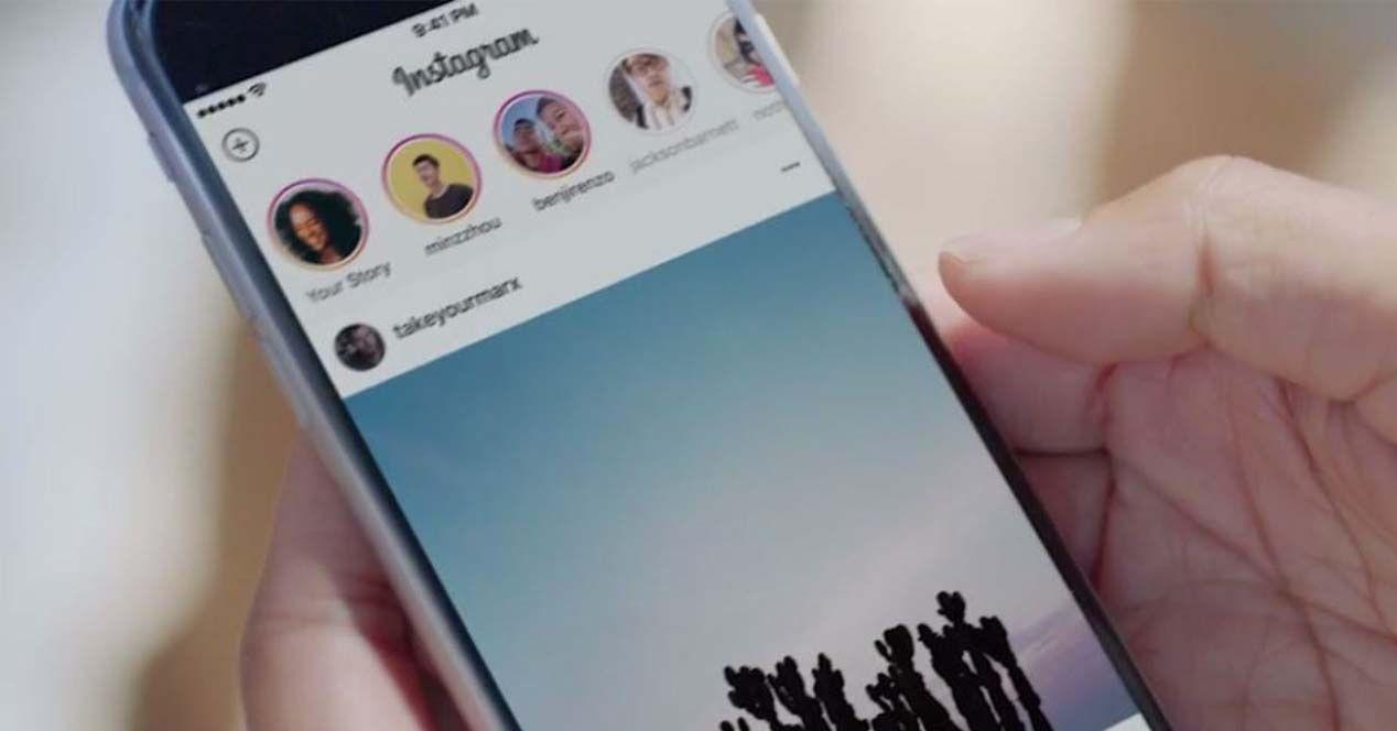 Instagram permite compartir Stories en las que te hayan mencionado