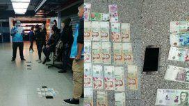 Detuvieron a cinco mujeres por robar celulares en el subte