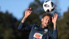 Neymar - Crédito:@PSG_espanol