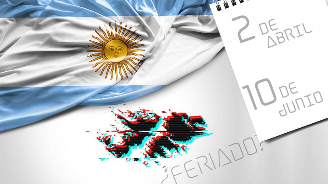 Día de la Afirmación de los Derechos Argentinos sobre Malvinas: ¿hay feriado?