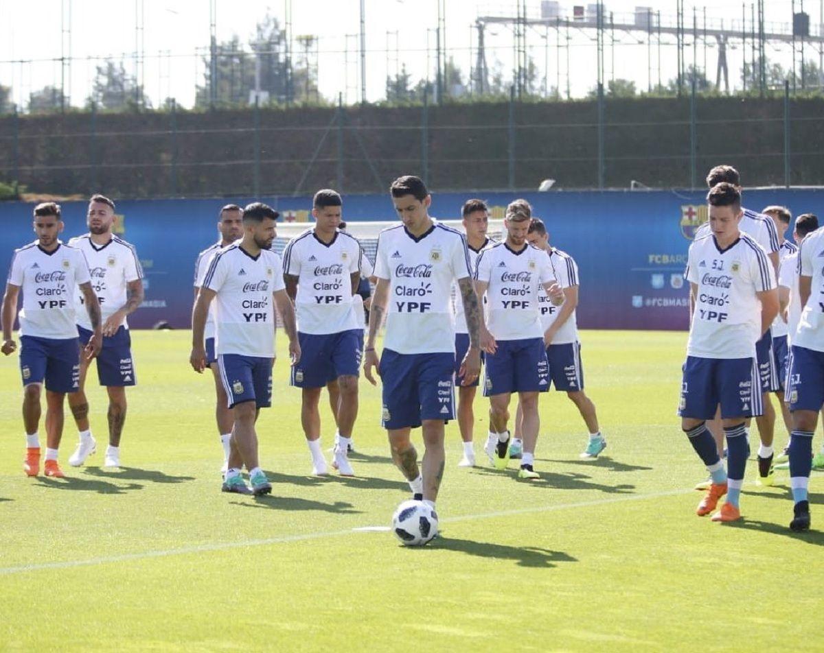 Seis jugadores de la Selección fueron sometidos a un control antidoping sorpresa