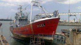 Encontraron un cuerpo en la zona donde buscan al barco pesquero perdido