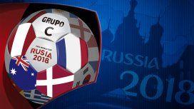 Así quedó la tabla del Grupo C, el que se cruza con la zona de Argentina